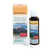 Суспензія Кам'яне масло з бобрової струменем ( міцні нерви )
