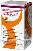 Санта-Русь-Б, 90 капсул (источник пробиотических и молочнокислых микроорганизмов)