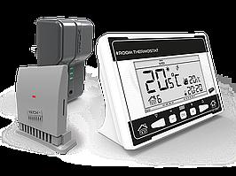 Беспроводной комнатный терморегулятор TECH ST-290 v2