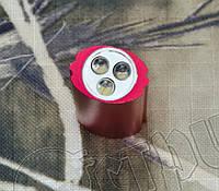 Фонарь - брелок ручной, туристический, походный, компактный из прочного материала, фото 1