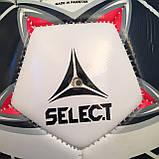 Мяч футбольный для детей SELECT BRILLANT REPLICA (размер 5), фото 8