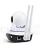 Беспроводная поворотная камера видеонаблюдения IP Camera UKC 6030 WiFi , фото 7