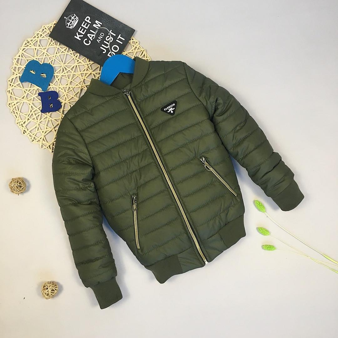 Демисезонная курточка для мальчиков, 134 - 158 рост