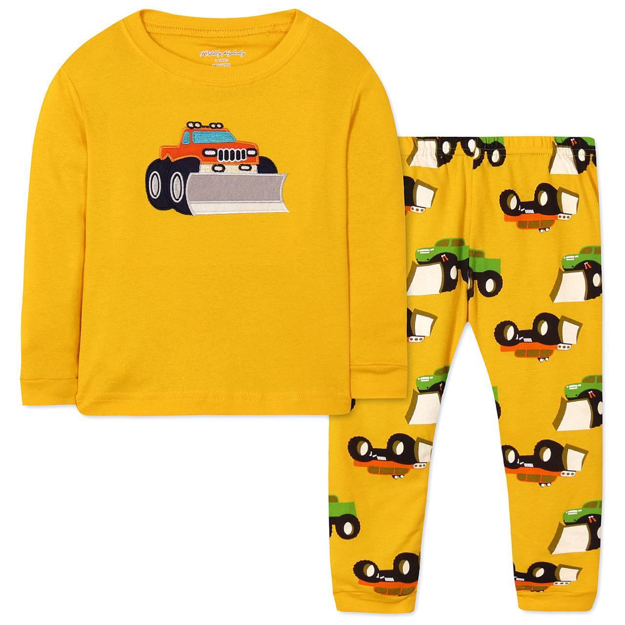 Пижама Внедорожник Wibbly pigbaby