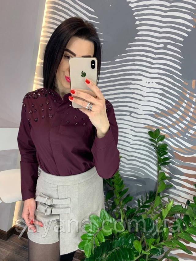 женские шорты-юбка оптом
