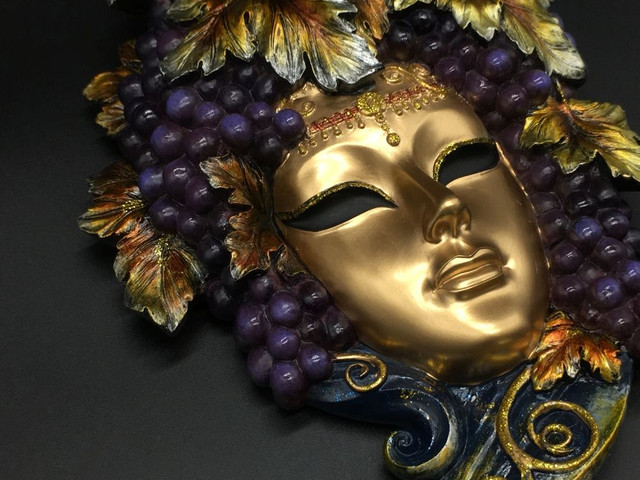 Коллекционные Венецианские маски Veronese