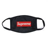 Маска на лицо Punch черная Supreme