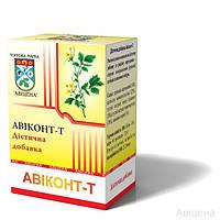 АВИКОНТ-Ттаб № 30(екстракт чистотела и бессмертника)