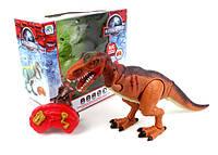 Животные на р/у 9789-99 (1654737) (18шт) динозавр,батар,свет,звук,в кор.31,5*14*28,5см