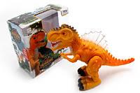 Муз. динозавр 3326 (1770358) (48шт/2) батар.,звук,свет,в кор. 20*10,5*18см