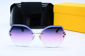 Женские солнцезащитные очки Бабочки 31263 с55