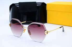 Женские солнцезащитные очки Бабочки 31263 с63