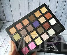 Тени Huda Beauty Textured Eye Color Shadow 24в1 (опт уточнять)