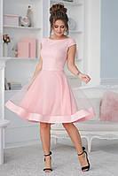 Женское платье с фатиновой юбкой, размер 40-46
