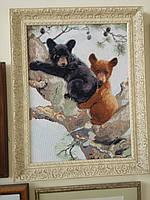 Картина крестом Мишки (Чаривна мыть)