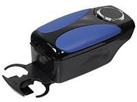 Vitol HJ48004 Подлокотник black+blue