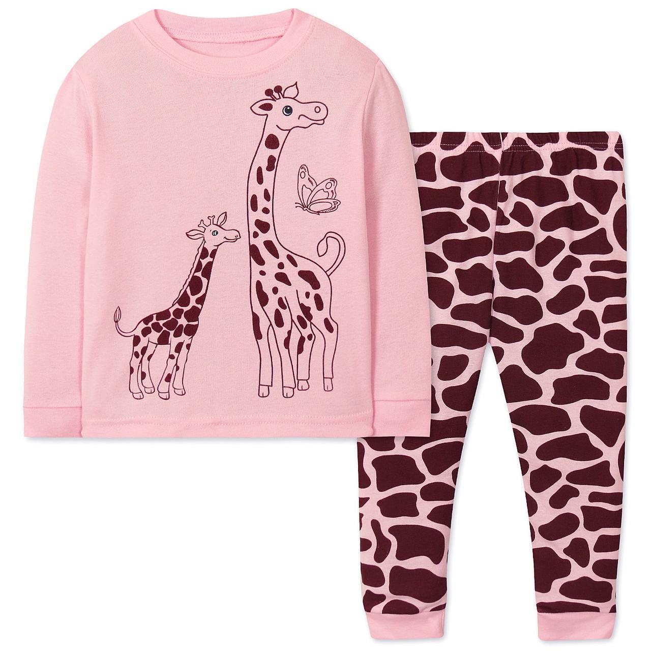 Пижама Жирафы Wibbly pigbaby