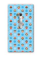 Чехол для Nokia Lumia 900 (Обезьянки)