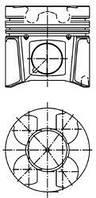 Поршень Master/Movano/Trafic 2.5 dCI (89.00mm-STD)