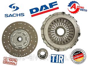 Комплект сцепления DAF 105, XF 95 CF 85 75 (оригинал Сакс) Евро 5 3 диаметр 430 мм автомат Даф