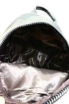 Стильный бронзовый мини-рюзак «9333», фото 2