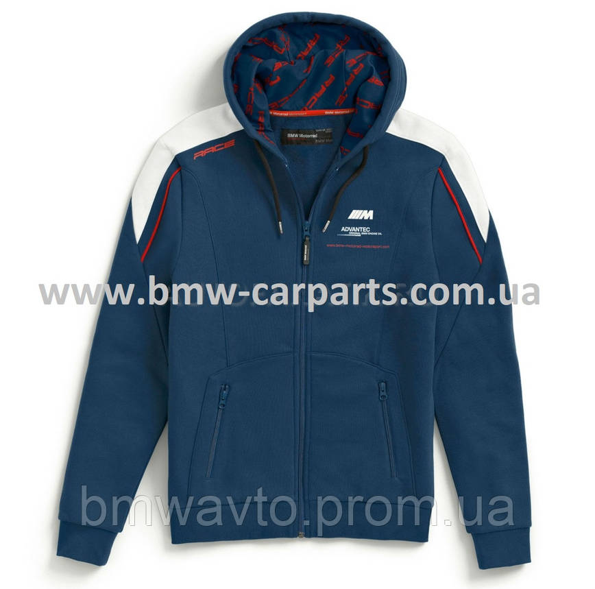 Куртка унисекс BMW Motorrad Motorsport Hooded Jacket 2019, фото 2
