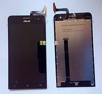 ASUS Zenfone 5 дисплей в зборі з тачскріном модуль чорний