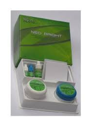 NEO BRIGHT ( нео брайт) - композит химического отверждения 3VDent