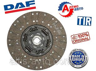 Диск сцепления DAF LF 45, 55 диаметр 362 мм, зубев: 10 1400510,1409478 ATRA242,  ATRB074, 1879929