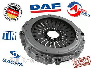 Корзина сцепления DAF 105, XF 95 CF75/85 оригинал Sachs 3482083032 Евро 5 3 2 коробка автомат+механика