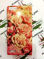 Чехол для Huawei Ascend G6-U10 (Розы)