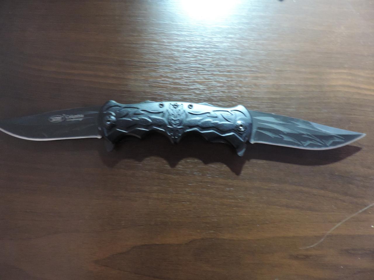 Нож раскладной Columbia. Для рукопашного боя, копия