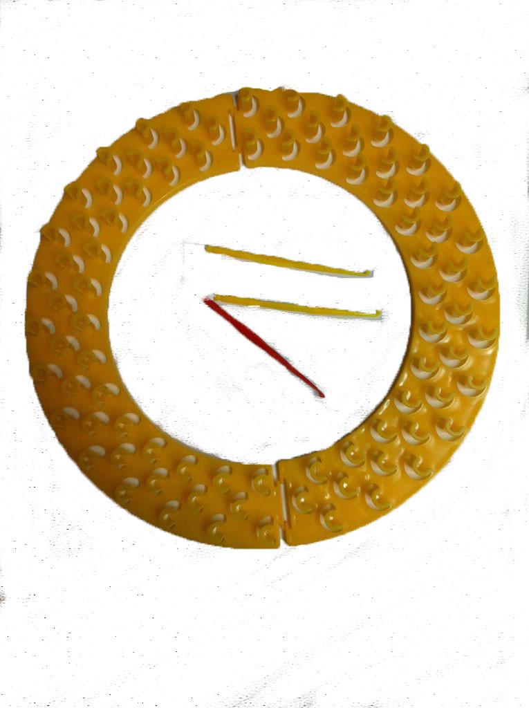Ткацкий станок для браслетов Круглый 2459-12 Rainbow Loom