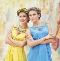 Женские вышиванки, туники,платья, юбки