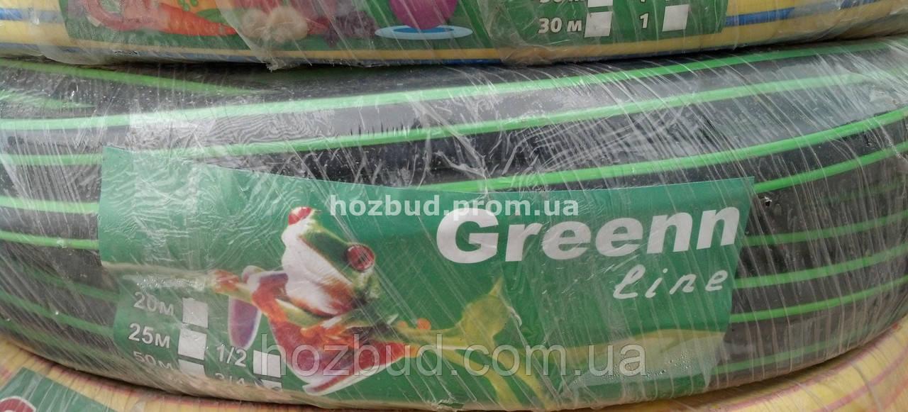 """Шланг поливальний GREEN LINE Ø3/4"""", 20м"""