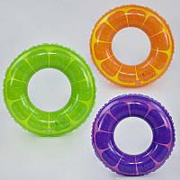 Круг для плавания С 29051 (180) 3 цвета, 80см