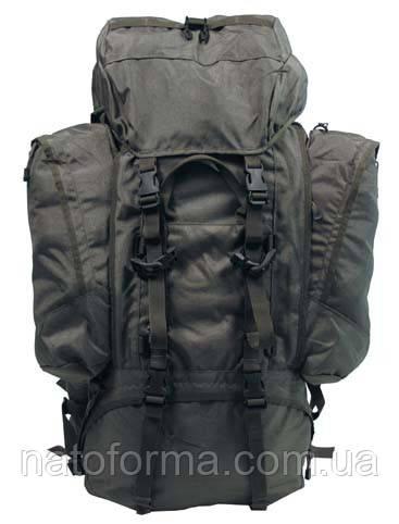 Экспедиционный, боевой рюкзак Alpin  110 армия Бундесвера (MFH), олива, на 110л