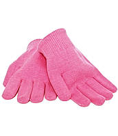 Увлажняющие силиконовые SPA перчатки с гелевой пропиткой - 1 пара