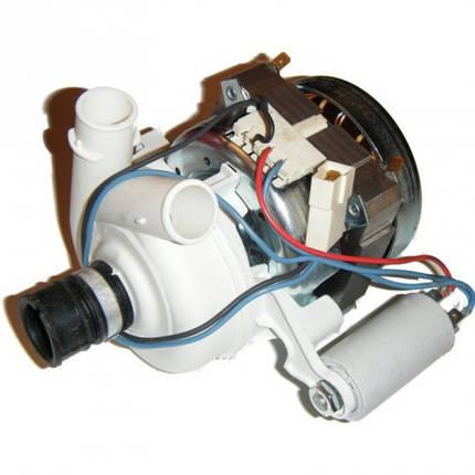 Насос сливной, помпа циркуляционная для посудомоечных машин Р20 Indesit, Ariston C00083478, фото 2