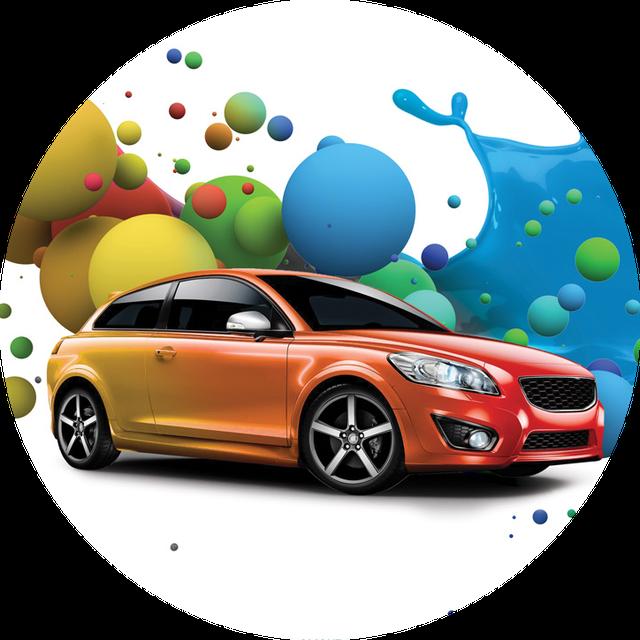 Изготовление, компьютерный  подбор автомобильной краски, автоэмали, автокраски, краски авто - все цвета