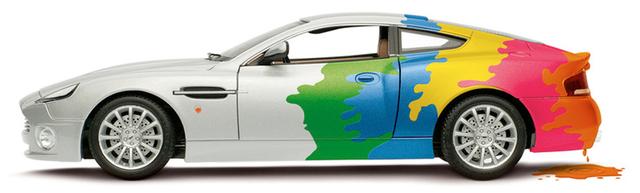 Компьютерный подбор автомобильной краски, автоэмали, автокраски - все цвета