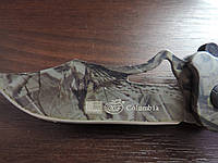 "Складной Нож Columbia ""Ятаган""., фото 1"