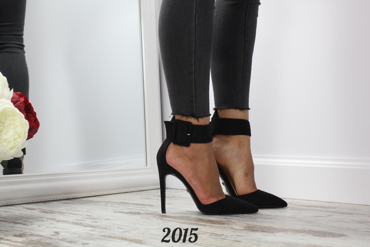 d9b4a2bf1 Женские Туфли Черные Nicole 2015 — в Категории