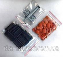 Пакеты с замком зиплок 6см х 8см (100шт)