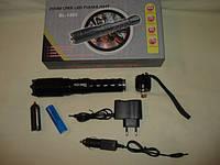 Электрошокер BL-1203 POLICE 100 000KV с зумом