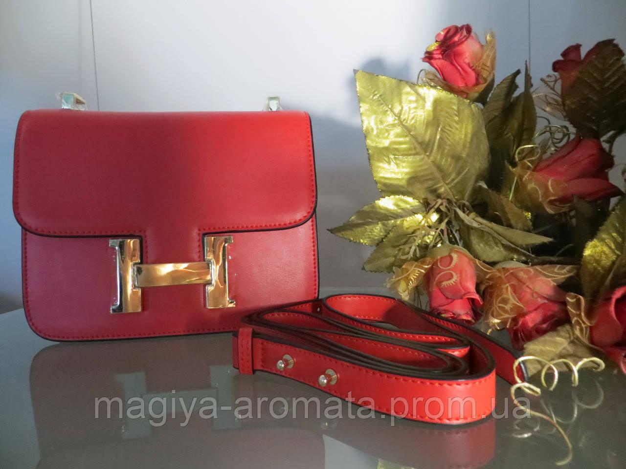 5bb24bba7d6a Женская сумка клатч от Hermes красный Original quality Сумка Hermes  Constance - Магия Аромата - Парфюмерия