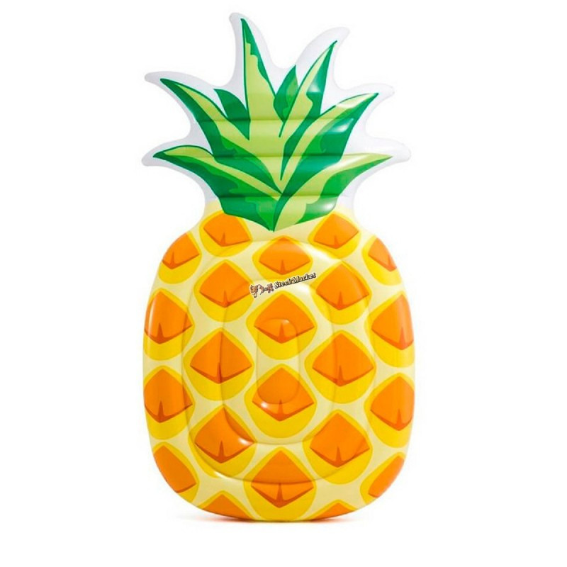 Надувной матрас INTEX 58761 - 17/13 в форме ананаса