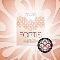Коммерческий гомогенный линолеум Grabo Fortis