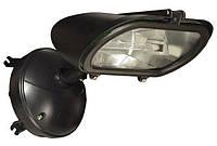 Прожектор осветительный галогенный EDIT SL-300R-F-B 300Вт чёрный