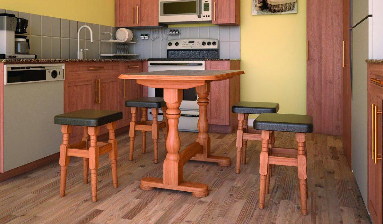 Кухонный стол «Элегант»